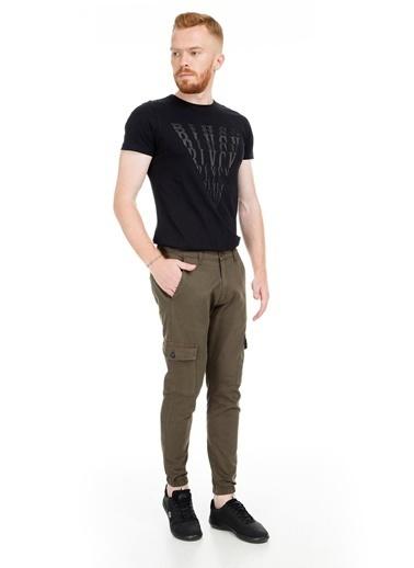 Five Pocket Pantolon Haki